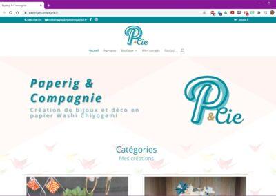 Paperig & Compagnie - Accueil