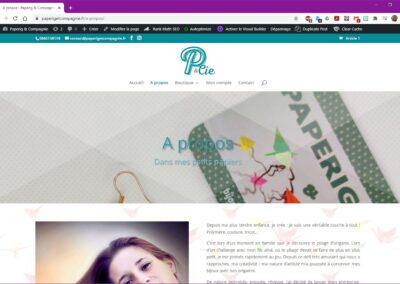 Paperig & Compagnie - A propos