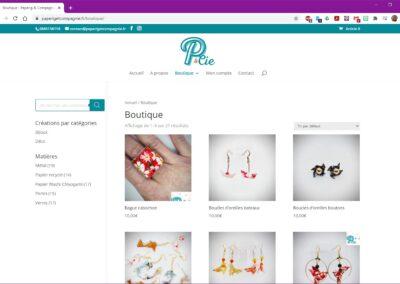 Paperig & Compagnie - Boutique