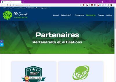 PG Concept - Partenaires