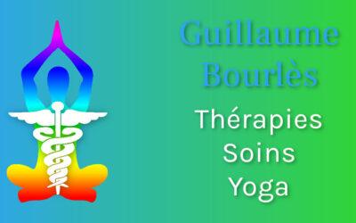 Guillaume Bourlès : Thérapies – Soins – Yoga